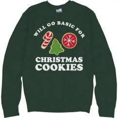 Basic For Xmas Cookies