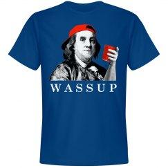 Wassup Ben Franklin