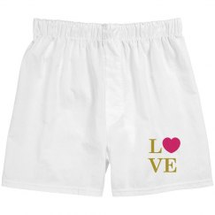 Love Heart Boxers