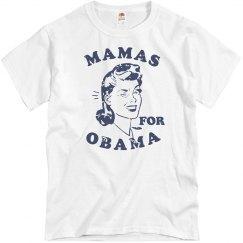 Mamas For Obama