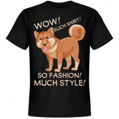Doge Such Shirt