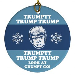 Trump The Grump Man