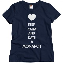Monarch girlfriend