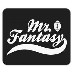 Mr. Fantasy Football Champion Prize Mousepad