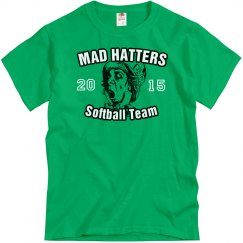 Mad Hatters Softball