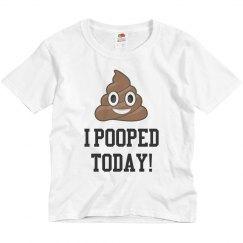 This Kid Pooped Today Emoji