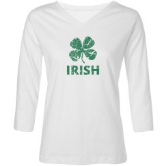 Irish Shamrock Ladies