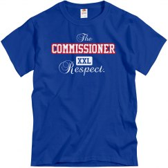 Commissioner XXL