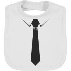 Work Tie Bib