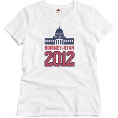Romney Ryan 2012 Tee