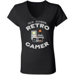 Old School Retro Gamer