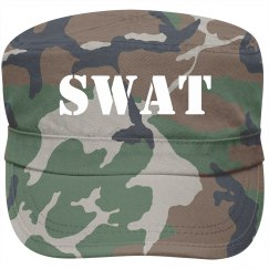 SWAT Team Hat