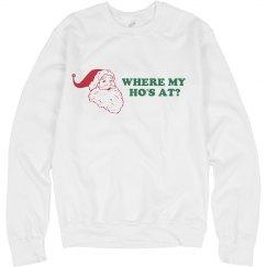 Where Are Santa's Ho's At