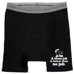 Blow Job No Job