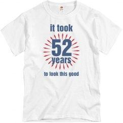 52nd Birthday