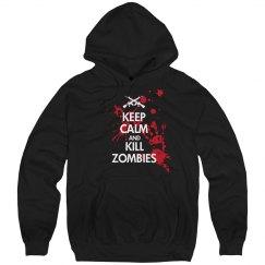 Keep Calm - Zombies