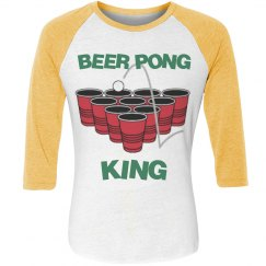 Beer Pong King