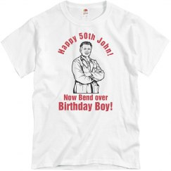 50th Colonoscopy Birthday