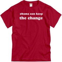 Obama Keep The Change