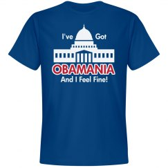I've Got Obamania!