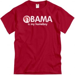 Obama Is My Homeboy