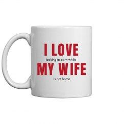 I Love My Wife Wordplay