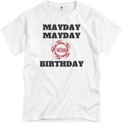 Mayday, mayda 40th birthday