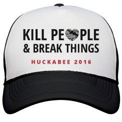 Mike Huckabee Military