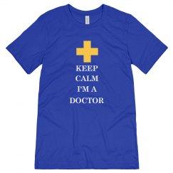 Keep Calm I'm a Doctor