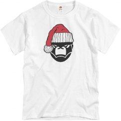 Gorilla Christmas T-Shirt