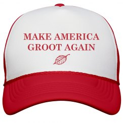 Making America Groot Again Is Hard