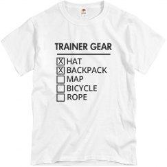 Trainer Gear List Tee