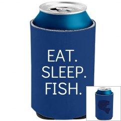 Eat. Sleep. Fish.