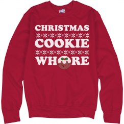Christmas Cookie Whore