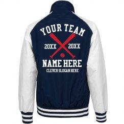 Custom Softball Jackets!