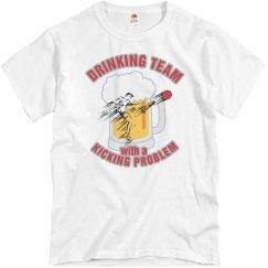 Drinking Kicking Team