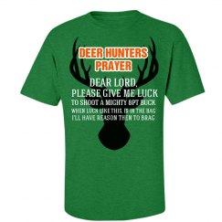 Deer Hunters Prayer