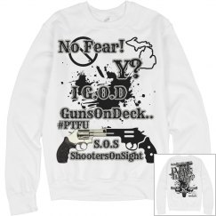 S.O.S Crewneck Sweater