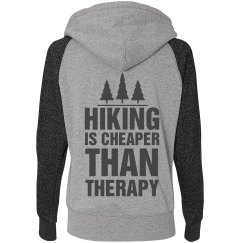 Hiking Is My Therapist
