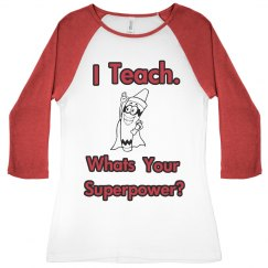 Teacher Shirt