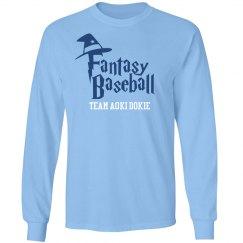 Fantasy Baseball Tee