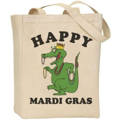 Happy Mardi Gras Bag