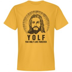 YOLO Jesus