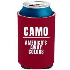 Camo/America's Away Color