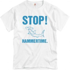Hammertime Shark Love