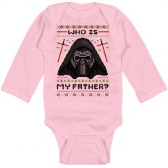 Who is My Father Onesies