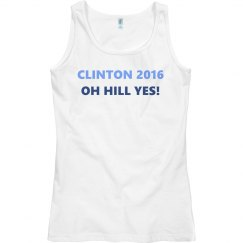 Clinton 2016 Oh Hill Yes