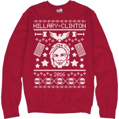 HIllary's Sweater Weather
