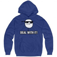 Deal With It Rage Face