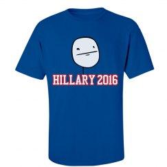 Hillary Clinton... Maybe